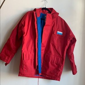 High seas spray jacket